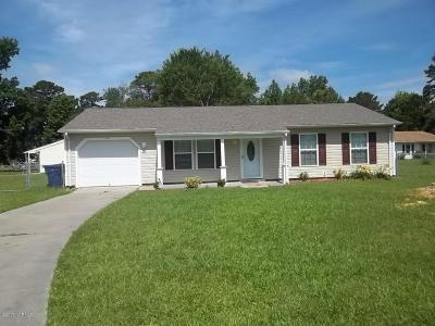 Havelock Single Family Home For Sale: 105 Lewis Court