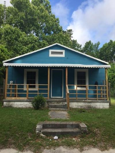 Wilmington Single Family Home For Sale: 425 Evans Street