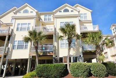 Onslow County Condo/Townhouse For Sale: 215 Summerwinds Place #215,  20