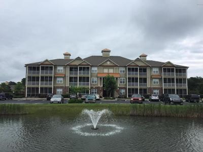 Calabash Condo/Townhouse For Sale: 395 S Crow Creek #2323