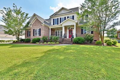 Greenville Single Family Home For Sale: 3700 Cantata Drive
