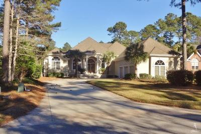 Sunset Beach Single Family Home For Sale: 222 Crooked Gulley Circle
