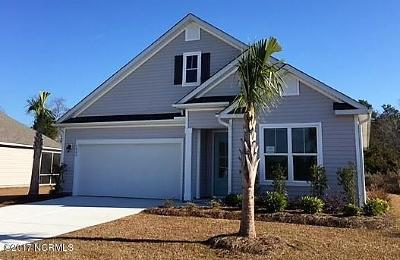 Bolivia Single Family Home Active Contingent: 1885 Bards Drive SE #Lot 197