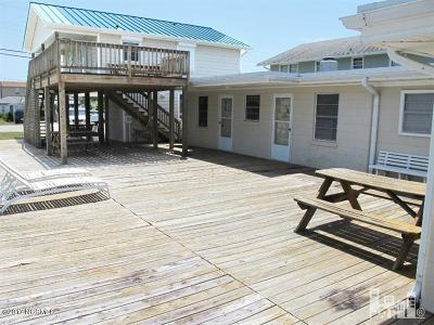 Carolina Beach, Kure Beach Multi Family Home For Sale: 135 3rd Avenue N