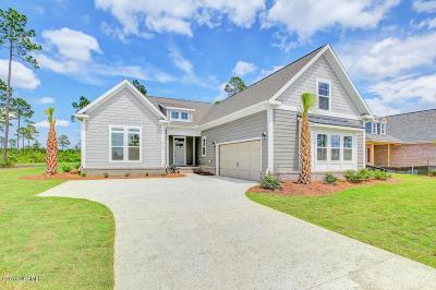 Leland Single Family Home For Sale: 8412 S Pine Breeze Lane NE