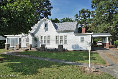 Nash County Single Family Home For Sale: 1751 Benvenue Road