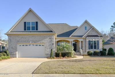 Leland Single Family Home For Sale: 1009 Leesburg Drive
