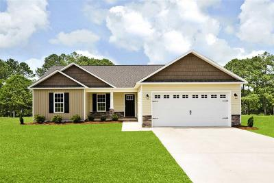 Jacksonville Single Family Home For Sale: 314 Bubbling Brook Lane