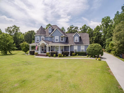 Jacksonville Single Family Home For Sale: 102 Bellechasse Way