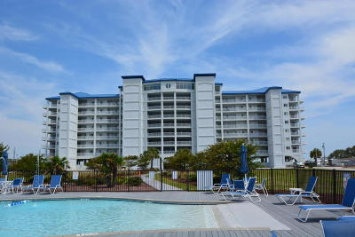 Indian Beach Condo/Townhouse For Sale: 1550 Salter Path Road #708