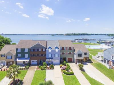 Sneads Ferry Single Family Home For Sale: 104 E Bay Drive