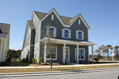 Beaufort Single Family Home For Sale: 249 Shearwater Lane