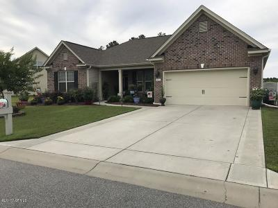 Single Family Home For Sale: 1218 Fence Post Lane