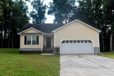Jacksonville Single Family Home For Sale: 108 Elbert Way