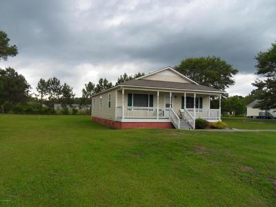 Leland Single Family Home For Sale: 180 New Hope Lane SE