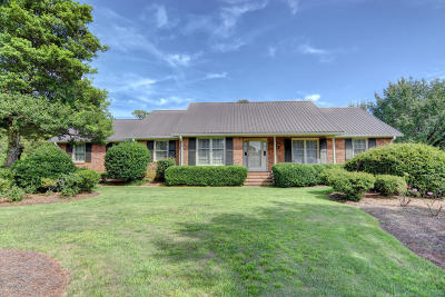 Wilmington Single Family Home For Sale: 701 Robert E Lee Drive