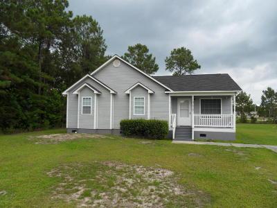 Leland Single Family Home For Sale: 174 New Hope Lane SE
