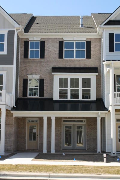 Beaufort Condo/Townhouse For Sale: 207 Shearwater Lane