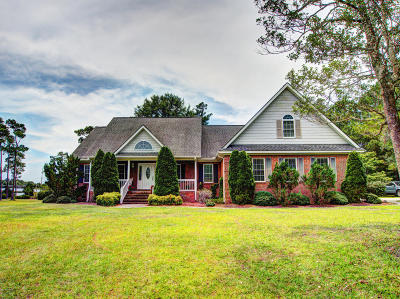 Newport Single Family Home Active Contingent: 391 Old Swansboro Road