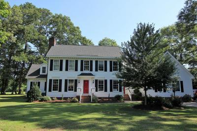 Greenville Single Family Home For Sale: 859 Aspen Lane