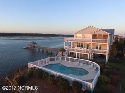 Ocean Isle Beach Single Family Home For Sale: 43 Driftwood Drive