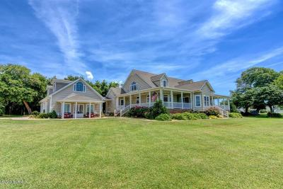 Sneads Ferry Single Family Home For Sale: 217 Bumps Creek Road