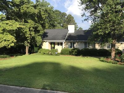 Kinston Single Family Home For Sale: 1202 West Road
