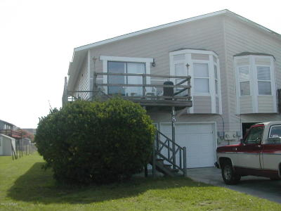 Onslow County Condo/Townhouse For Sale: 181 Sea Gull Lane