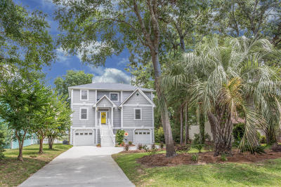 Oak Island Single Family Home For Sale: 3404 E Yacht Drive