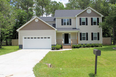 Jacksonville Single Family Home For Sale: 316 Sugarberry Court