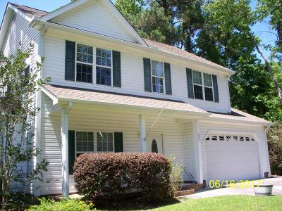 Single Family Home For Sale: 200 Rudolph Lane