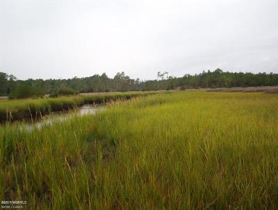 Beaufort Residential Lots & Land For Sale: Acreage North River Road