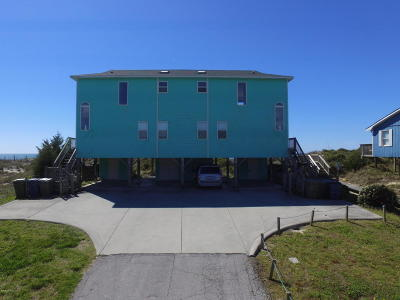 Emerald Isle Condo/Townhouse For Sale: 6201 Ocean Drive