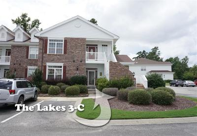 Brunswick Plantation Condo/Townhouse For Sale: 8855 Radcliff Drive NW #3c