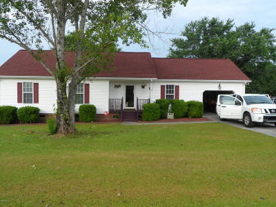 Jacksonville Single Family Home For Sale: 121 Kanton Drive
