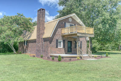 Sneads Ferry Single Family Home For Sale: 310 Bond Lane