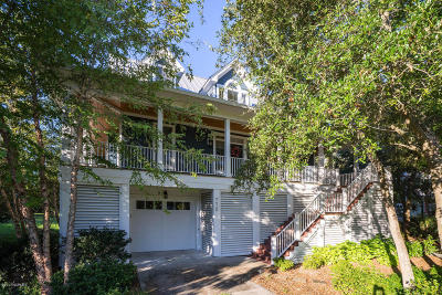 Southport Single Family Home For Sale: 770 Skipjack Circle