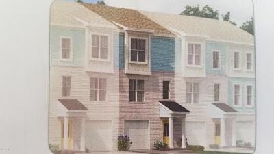 Beaufort Condo/Townhouse For Sale: 129 Whimbrel Way