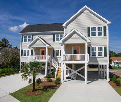 Carolina Beach, Kure Beach Condo/Townhouse For Sale: 310 Harper Avenue #3a