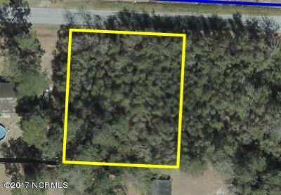 Sneads Ferry Residential Lots & Land For Sale: Crows Nest Lane