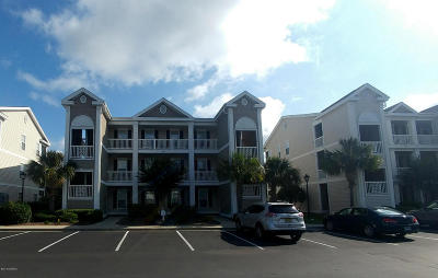 Sunset Beach Condo/Townhouse For Sale: 872 Great Egret Circle SW #6f
