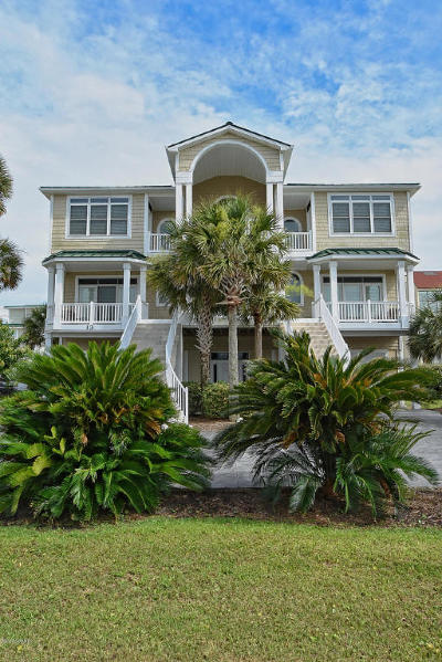 Ocean Isle Beach Single Family Home For Sale: 13 Coggeshall Drive