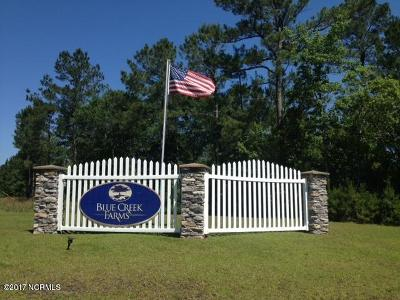Blue Creek Farms, Blue Creek Farms Section Ii Residential Lots & Land For Sale: 127 Navy Blue Drive