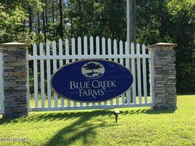 Blue Creek Farms, Blue Creek Farms Section Ii Residential Lots & Land For Sale: 210 Peters Lane