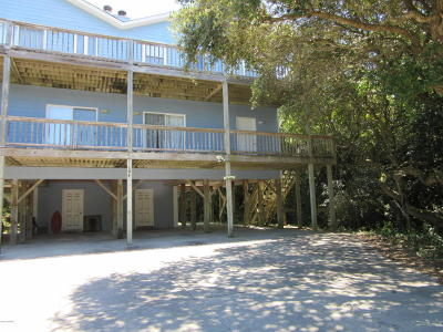 Emerald Isle Condo/Townhouse For Sale: 104 Tracy Drive #S