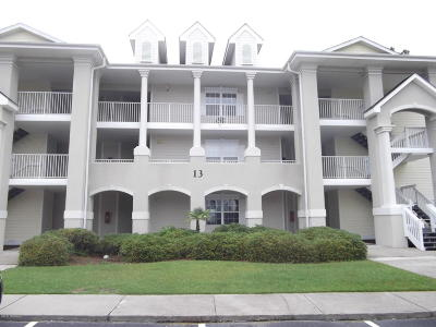 Calabash Condo/Townhouse For Sale: 330 S Middleton Drive NW #1308