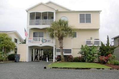 Holden Beach Single Family Home For Sale: 150 Sailfish Drive
