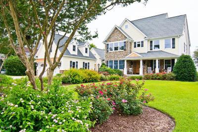 New Bern Single Family Home For Sale: 224 Drake Landing