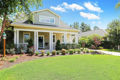 Holly Ridge Single Family Home For Sale: 216 Holly Pond Drive