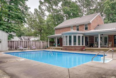 Rocky Mount Single Family Home For Sale: 2916 Coleberry Trail